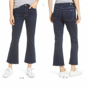 7 FOR ALL MANKIND b(air) High Waist Slim Kick Jean